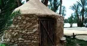 Prehistoric hut